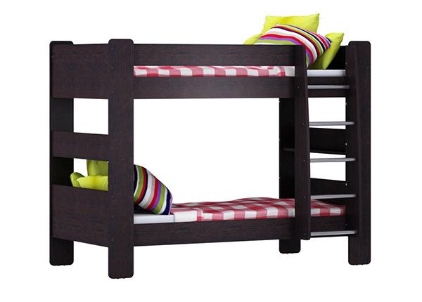 Двухъярусная кровать Dakota 90x200 cm AY-154416