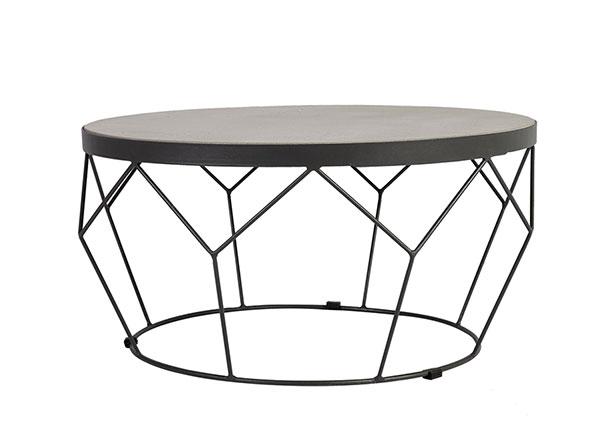 Pöytä Sandstone Ø 70 cm EV-154514