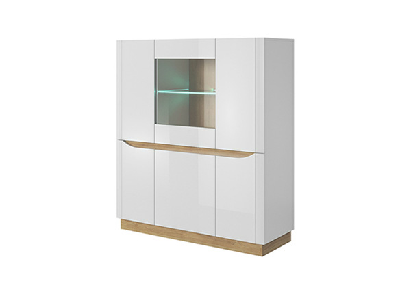 Комод / шкаф-витрина