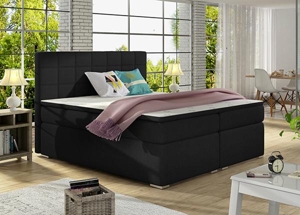 Континентальная кровать с ящиком 140x200 cm TF-154520