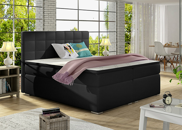 Континентальная кровать с ящиком 140x200 cm TF-154523