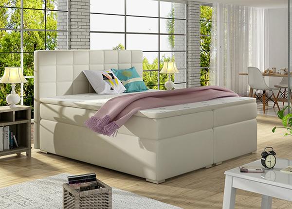 Континентальная кровать с ящиком 140x200 cm TF-154525