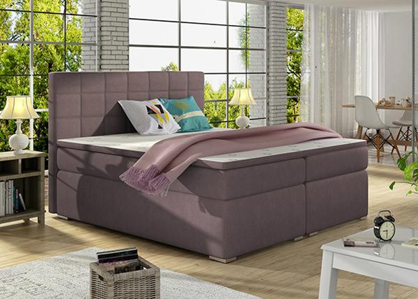 Континентальная кровать с ящиком 140x200 cm TF-154526