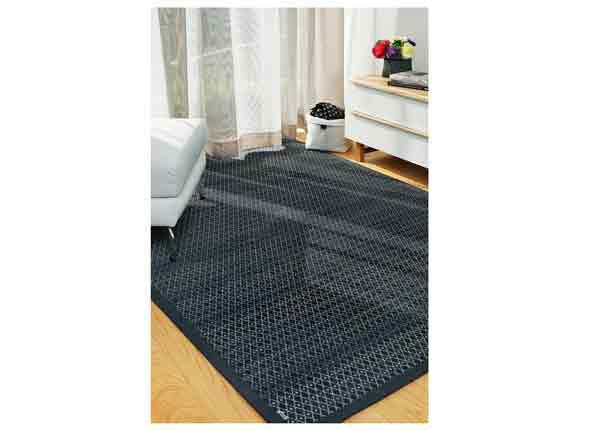 Narma smartWeave® matto Tsirgu carbon 70x140 cm