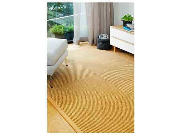 Narma smartWeave® matto Vivva gold 70x140 cm