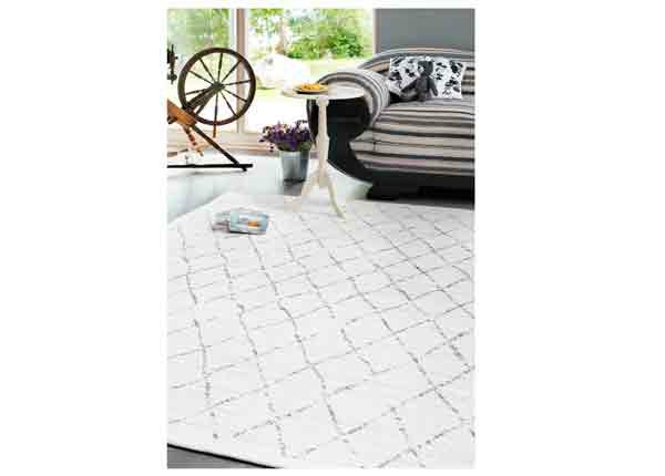 Narma smartWeave® matto Vao white 70x140 cm