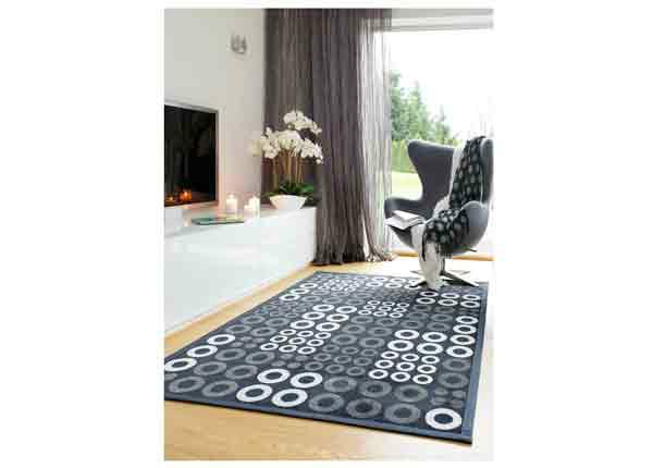 Narma smartWeave® matto Kupu carbon 160x230 cm