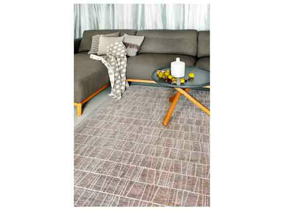 Narma smartWeave® matto Kursi beige 160x230 cm
