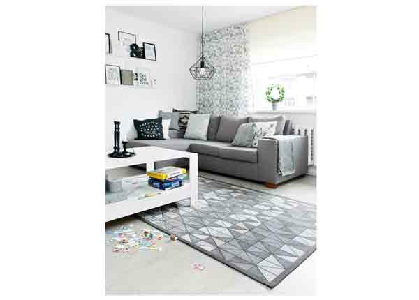 Narma smartWeave® matto Treski linen 70x140 cm