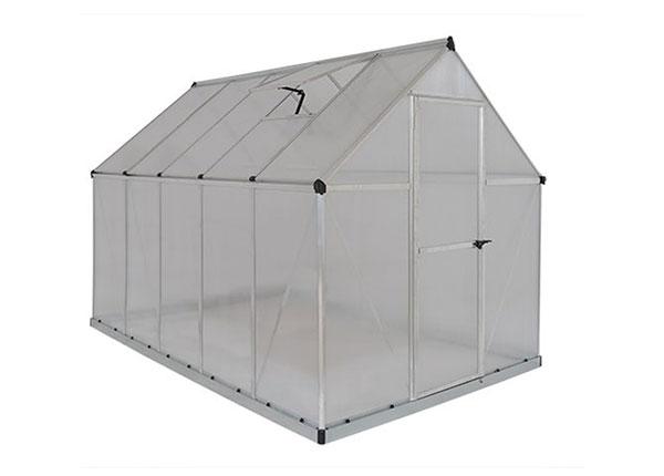 Kasvuhoone 8 m²