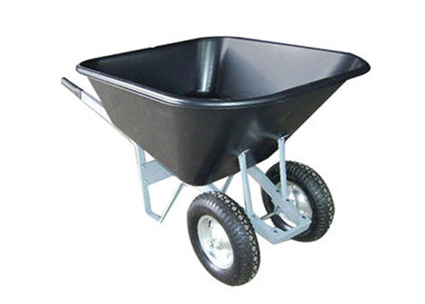 Садовая тележка на 2 колесах
