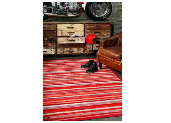 Narma smartWeave® matto Liiva red 160x230 cm