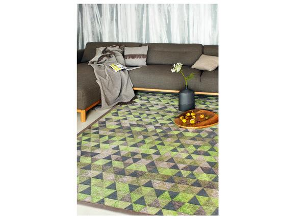 Narma smartWeave® matto Luke green 160x230 cm