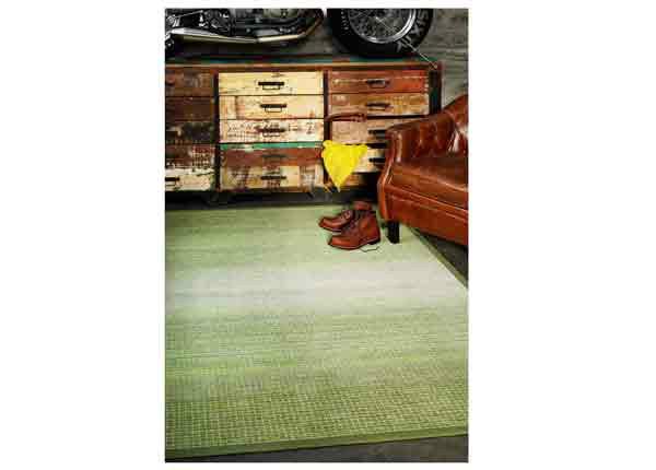Narma smartWeave® matto Moka olive 140x200 cm