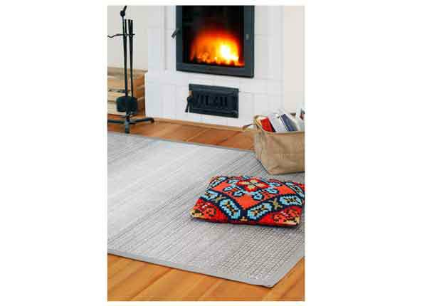 Narma smartWeave® matto Moka linen 70x140 cm