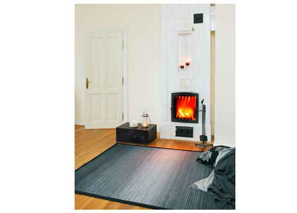 Narma smartWeave® matto Moka carbon 140x200 cm