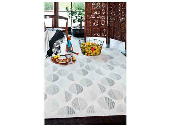 Narma smartWeave® matto Pärna white 70x140 cm