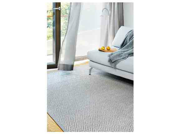 Narma smartWeave® matto PÜHA beige 70x140 cm