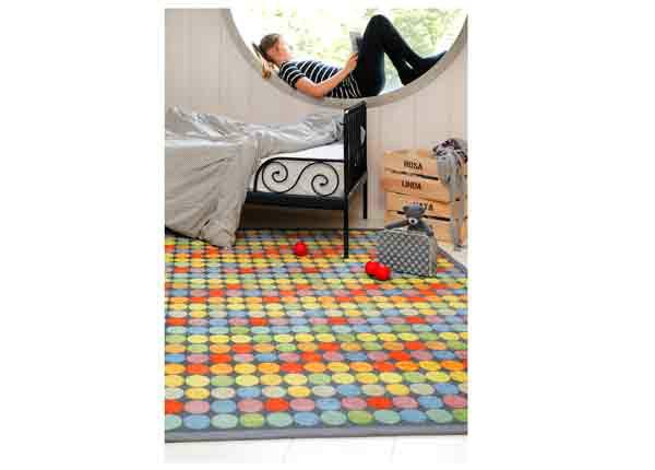 Narma smartWeave® matto Pallika bright 140x200 cm
