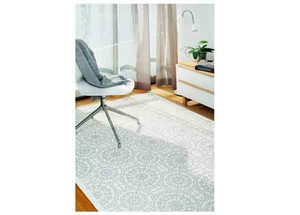 Narma smartWeave® matto Raadi white 160x230 cm 140x200 cm