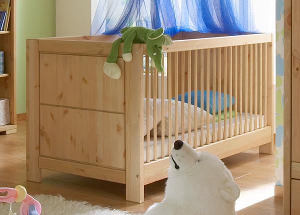 Детская кроватка Gulborg 70x140 cm LW-155092