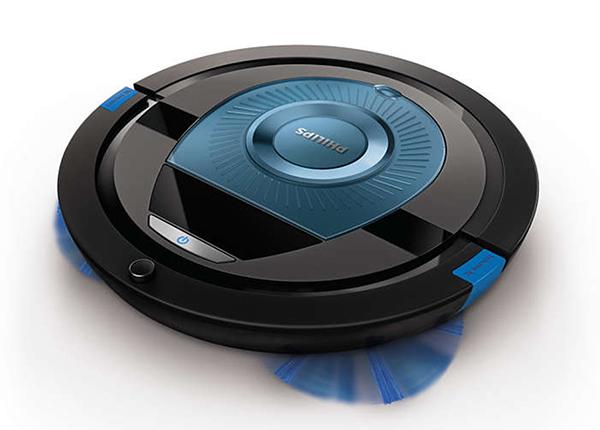 Robottolmuimeja Philips SmartPro Compact