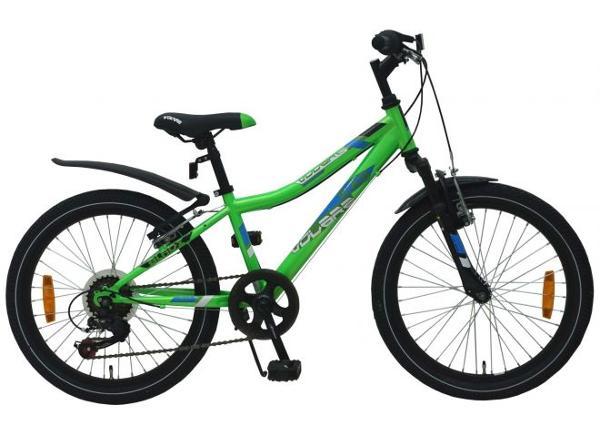 Детский велосипед Volare Blade 20 дюймов зеленый