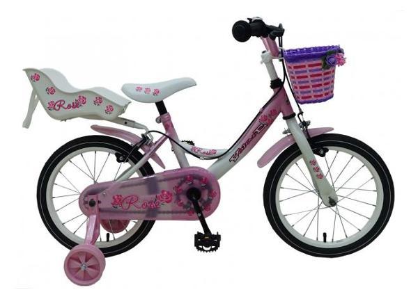 Jalgratas väikelastele Volare Rose 16 tolli TC-155429