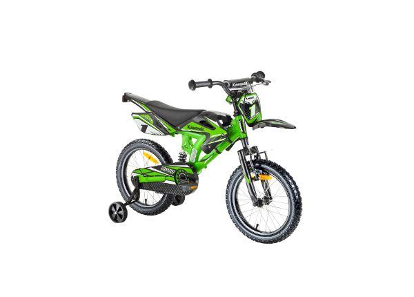 Детский велосипед Kawasaki Sairensa 16 дюймов