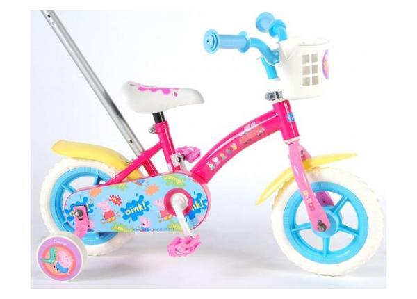 Детский велосипед Peppa Pig 10 дюймов
