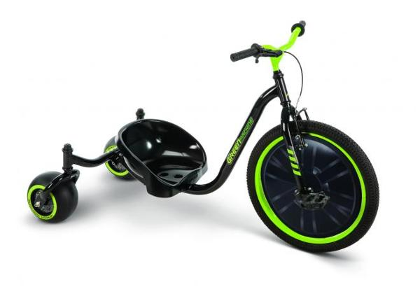 Kart driftimiseks Green Machine Drift Trike 20 tolli