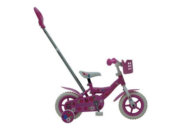 Jalgratas väikelastele Flowerie 10 tolli Yipeeh