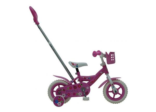 Десткий велосипед Flowerie 10 дюймов Yipeeh