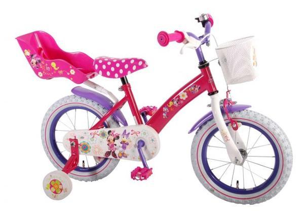 Детский велосипед Disney Minnie BowTique 14 дюймов