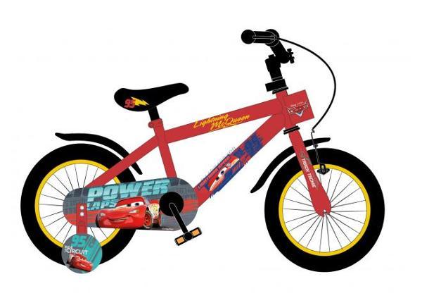Jalgratas väikelastele Disney Cars 3 12 tolli