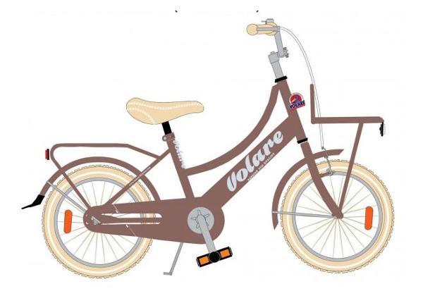 Lasten polkupyörä Volare Excellent 18 tuumaa 2