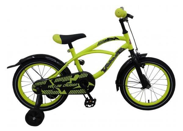 Jalgratas lastele Yellow Cruiser 16 tolli Volare