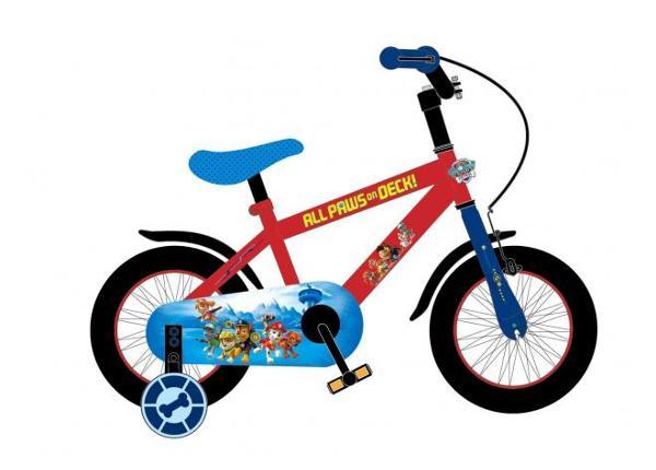 Jalgratas väikelastele Paw Patrol 16 tolli Volare