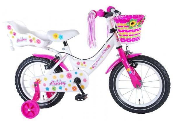 Jalgratas väikelastele Volare Ashley 14 tolli