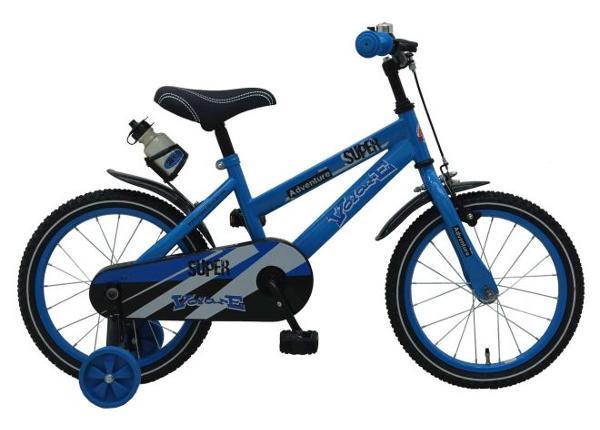 Детский велосипед Super 16 дюймов Volare