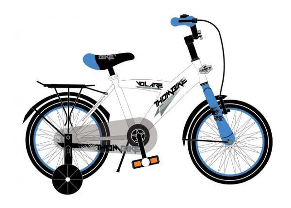 Lasten polkupyörä Thombike 16 tuumaa Volare