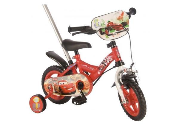 Laste jalgratas Disney Cars 10 tolli Volare