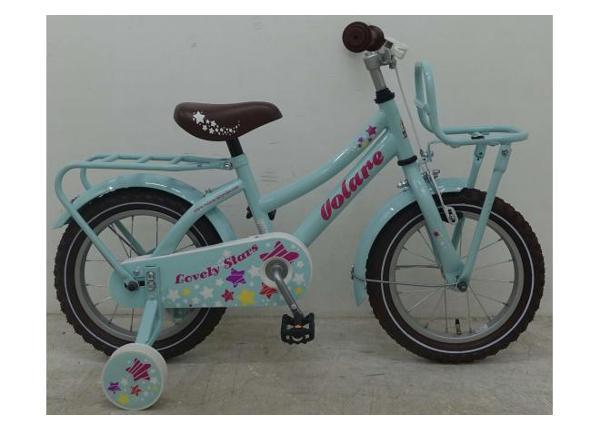 Lasten polkupyörä Lovely Stars 14 tuumaa Volare