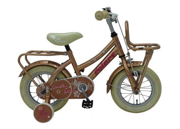 Lasten polkupyörä Volare Lovely Stars 12 tuumaa 3