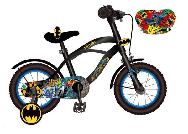 Pikkulasten polkupyörä Batman 14 tuumaa TC-155631