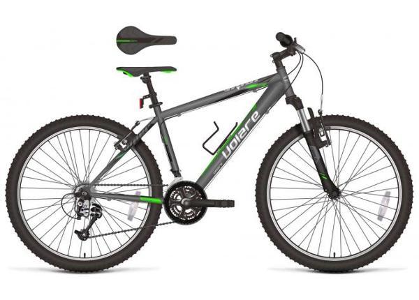 Lasten polkupyörä 24 tuumaa Viper MTB Volare harmaa