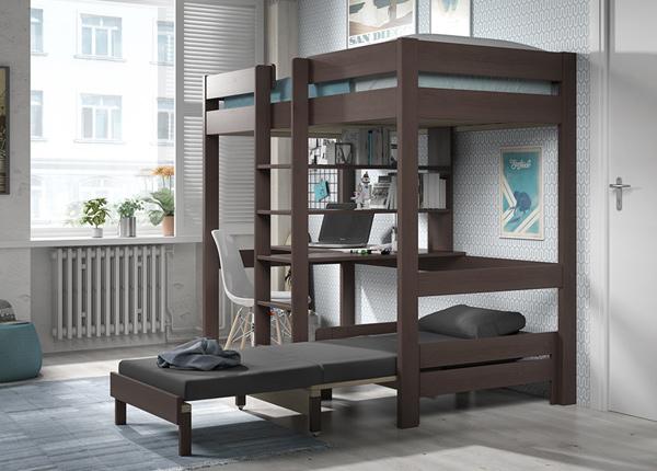 Кровать-чердак Pino 90x200 cm