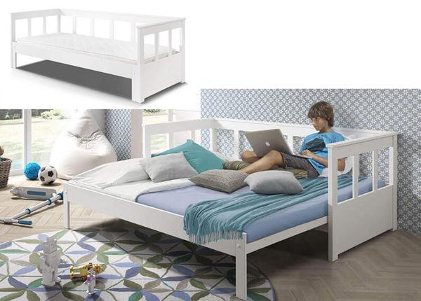 Lahtikäiv voodi Pino 90/180x200 cm