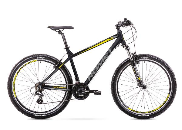Мужской горный велосипед 17 M Rower ROMET RAMBLER R7.0