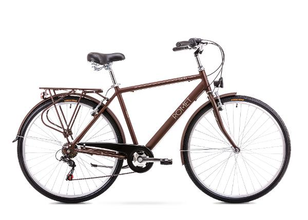 Мужской городской велосипед 20 M Rower ROMET GROM 6S